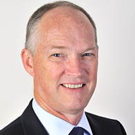 Graham Ehm, Executive Vice President - Australasia [photo]