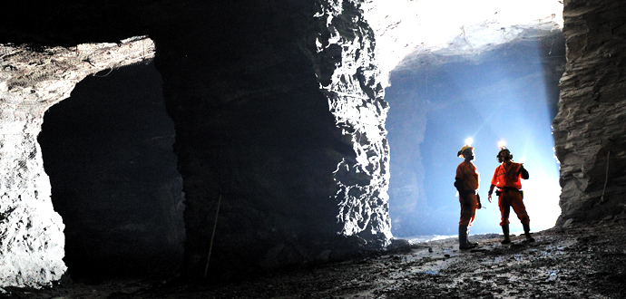 Mina Nova mine, Serra Grande, Brazil [photo]