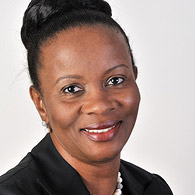 Yedwa Simelane, Senior Vice President: Corporate Affairs, AngloGold Ashanti [photo]