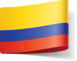 Flag: Colombia