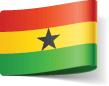 Flag: Ghana