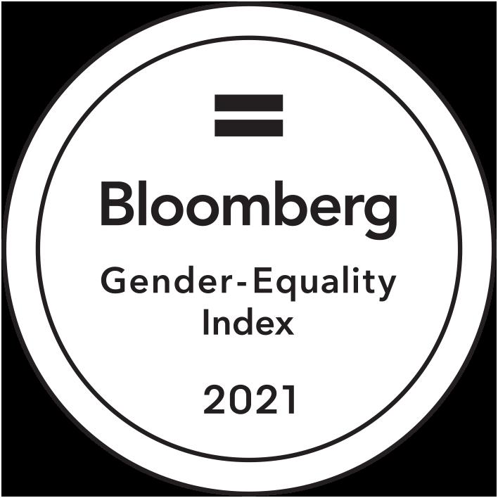 Bloomberg Gender Equality Index [logo]