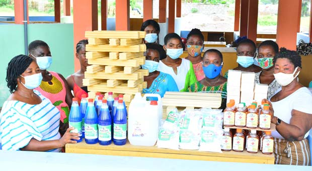 Tokunaso soap project: supporting women's empowerment